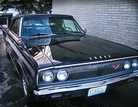 1967 Dodge Coronet Convertible 440 Six Pack