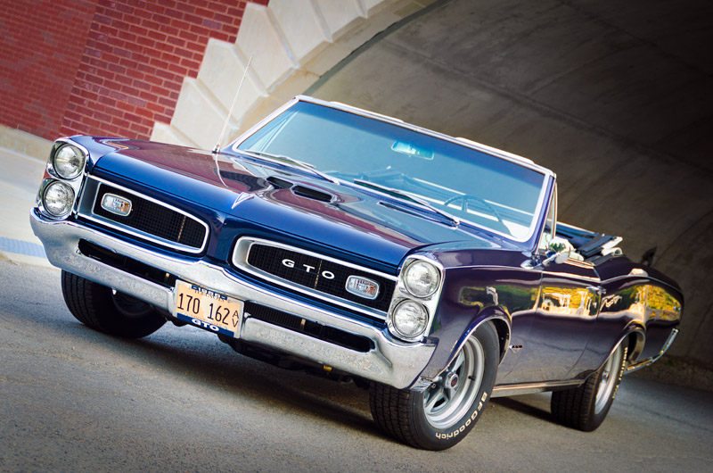 1966 GTO Convertible by RM Restoration