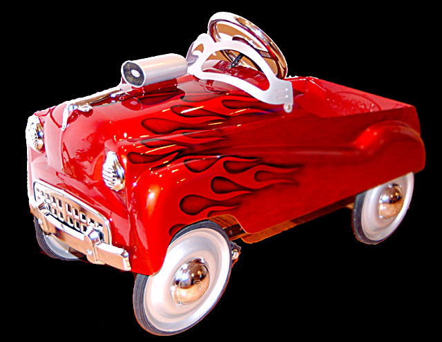 Outstanding Pedal Car Restoration 640 x 495 · 89 kB · jpeg